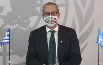 Το μήνυμα του Χανς Κλούγκε από τον ΠΟΥ: Ζωτικής σημασίας οι αποστάσεις και η μάσκα