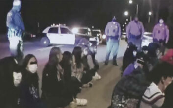 Πάρτι στην Καλιφόρνια για τη διάδοση του κορονοϊού: Συνελήφθησαν 158 άτομα