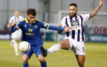 Πέρασε από Ριζούπολη ο Αστέρας Τρίπολης, 1-0 τον Απόλλωνα Σμύρνης