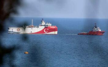 Δημοσκόπηση Alpha: Σχεδόν 5 στους 10 λέει «ναι» στις συνομιλίες με την Τουρκία, αλλά μόνο για τα θαλάσσια σύνορα