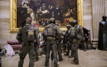 Εισβολή στο Καπιτώλιο: «Οι ταραξίες είχαν σκοπό να αιχμαλωτίσουν και να δολοφονήσουν» - Σοκάρουν δικαστικά έγγραφα