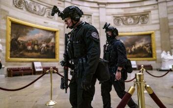 Εισβολή στο Καπιτώλιο: Το FBI συλλέγει βίντεο και φωτογραφίες από τις ταραχές