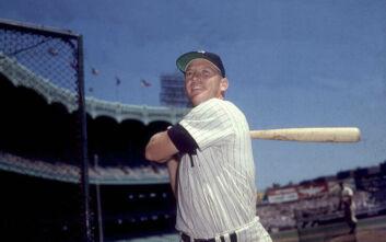 «Χρυσάφι» για μια κάρτα μπέιζμπολ του 1952: Πωλήθηκε έναντι 5,2 εκατ. δολαρίων