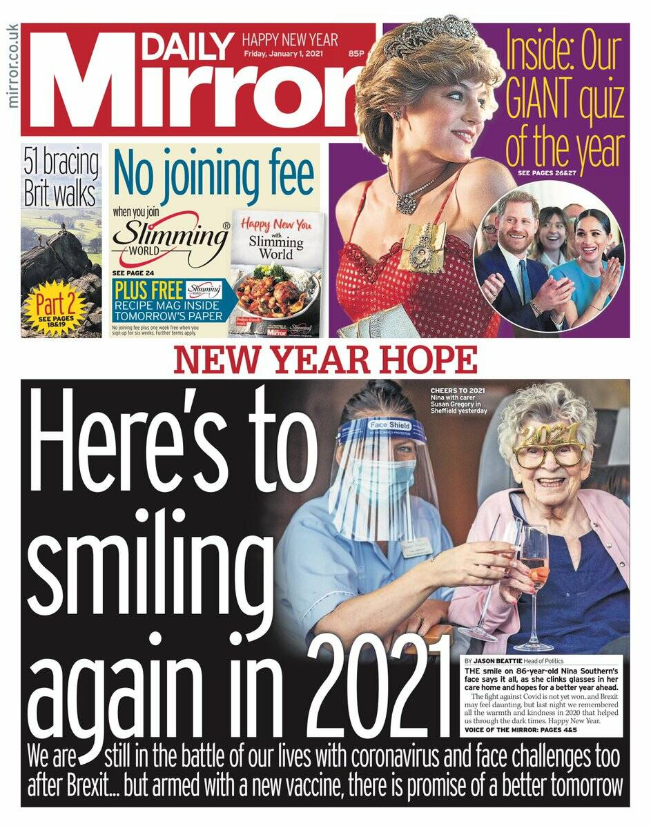 Daily Mirror 22