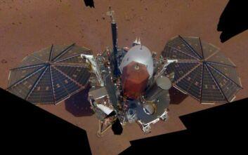 NASA: Τέλος ο «τυφλοπόντικας»- Το ρομποτικό τρυπάνι του σκάφους InSight είναι «νεκρό»