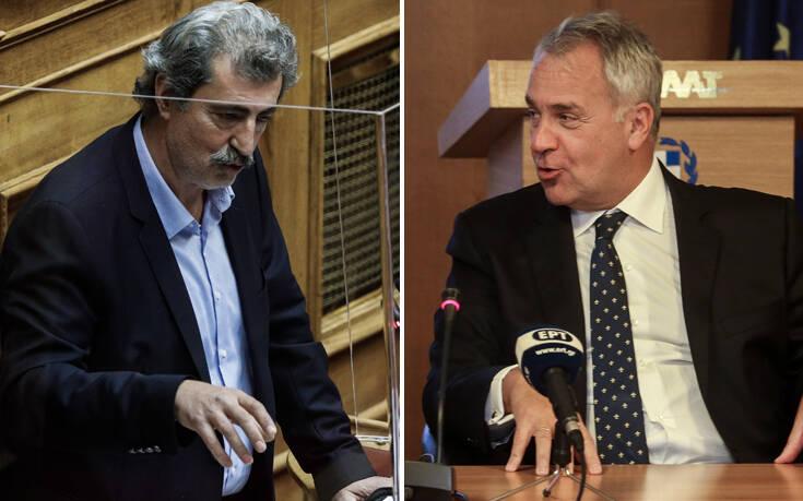 Πολάκης: Ο Βορίδης έγινε υπουργός Εσωτερικών για να κινητοποιήσει τα εθνικιστικά δίκτυα της ομογένειας