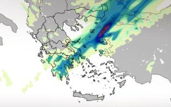 Καιρός: Ισχυρά φαινόμενα το επόμενο διήμερο - Έρχονται βροχές και καταιγίδες