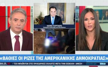 Γεωργιάδης για Θεσσαλονίκη: Δεν μάζεψα καμία δήλωση, αναφέρθηκα σε κάποιους λοιμωξιολόγους
