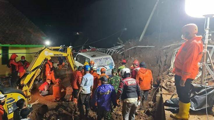 indonesia cihanjuang landslide