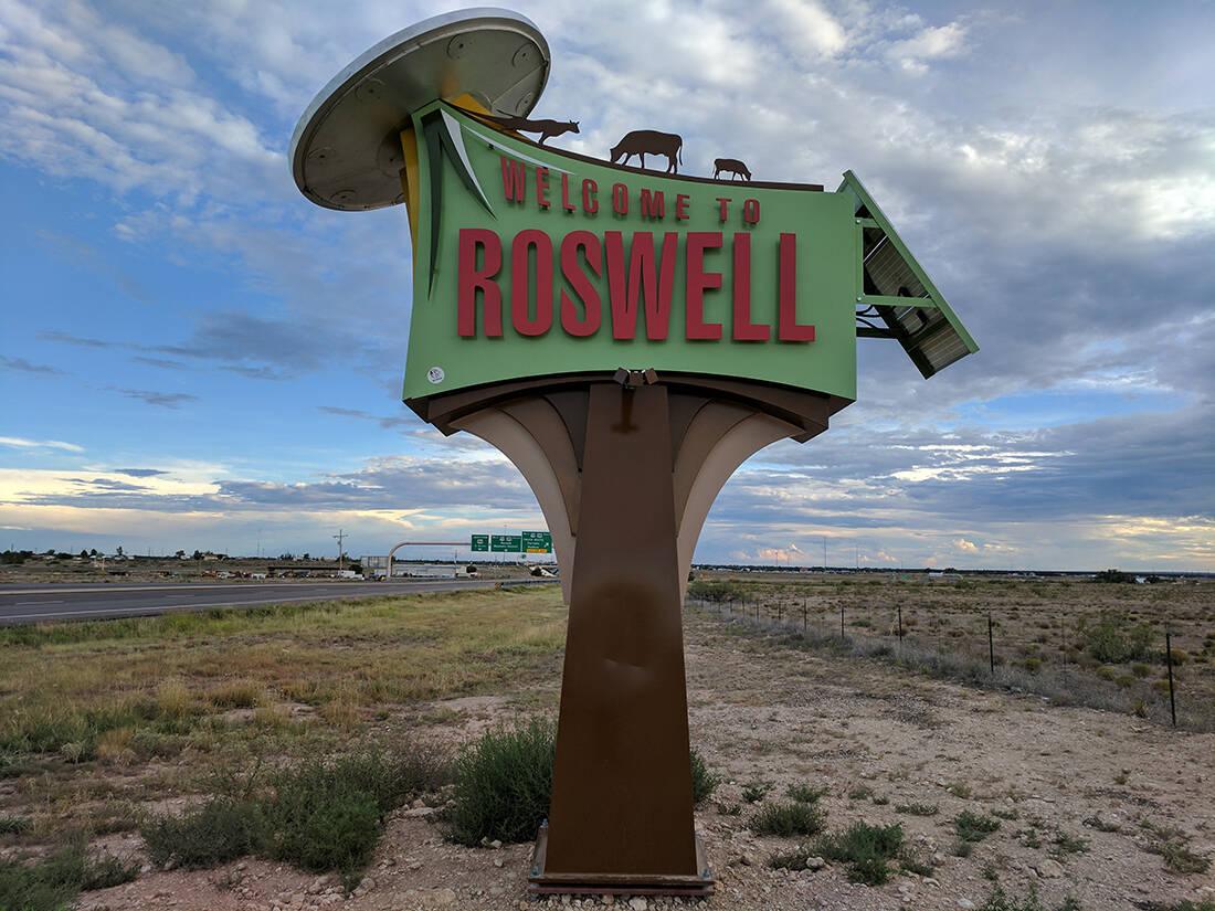 roswell εξωγήινος ημερολόγιο