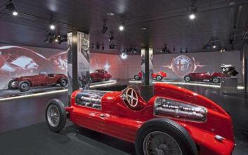 Το δώρο της Alfa Romeo στους φίλους της
