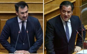 Χαρίτσης για Γεωργιάδη: Τα ελλιπή μέτρα, οι συνεχείς παλινωδίες και οι αντιφατικές δηλώσεις δεν συνιστούν σχέδιο