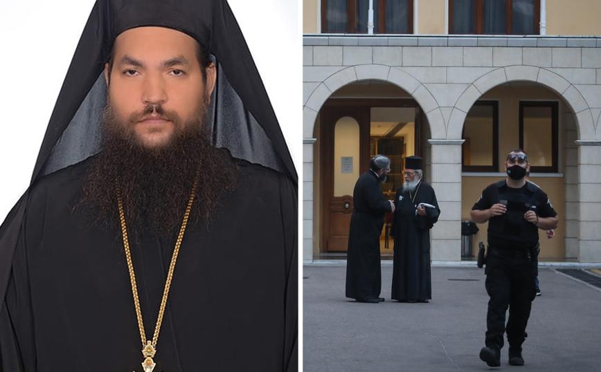 Μονή Πετράκη: Αυτός είναι ο ιερέας που επιτέθηκε με βιτριόλι στους  Μητροπολίτες