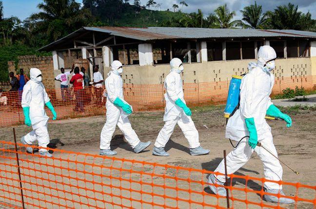 ebola photo