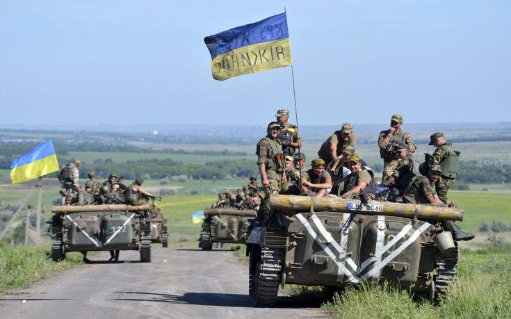 Κλιμάκωση της έντασης στην ανατολική Ουκρανία