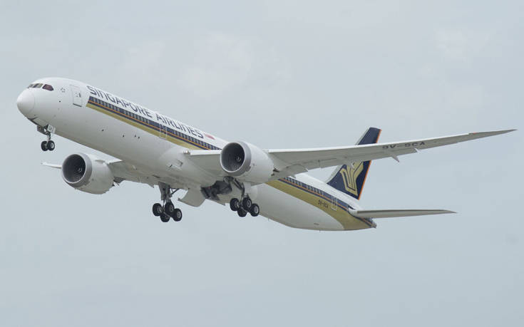 Singapore Airlines 3