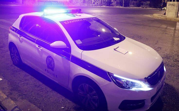Επεισόδιο μετά από τροχαίο – Τραυματίστηκε αστυνομικός