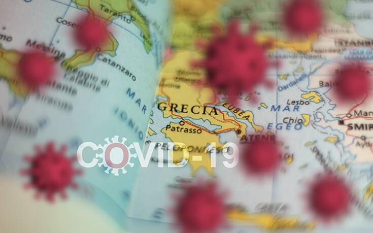 Οι περιοχές των κρουσμάτων – Στο «κόκκινο» η Αττική, 236 η Θεσσαλονίκη και 255 η Κρήτη
