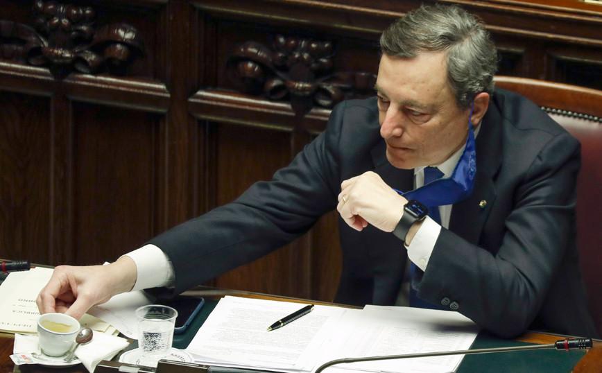 Ποιος είναι τελικά ο Σούπερ-Μάριο Ντράγκι: «Πρόκειται για πανούργο πολιτικό»