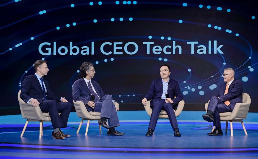 Photo 1 Global CEO Tech Talk by Reuters Plus