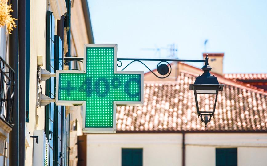 Θα «ψηθεί» η Ιταλία – Σε επιφυλακή η Πολιτική Προστασία λόγω μεγάλου κύματος καύσωνα
