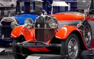 Δώρα Αγίου Βαλεντίνου Μουσείο Αυτοκινήτου