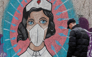 Λίγο πάνω από 3.000 τα νέα κρούσματα κορονοϊού στη Γερμανία