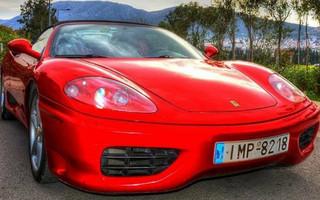 Δώρο Αγίου Βαλεντίνου Οδήγηση Ferrari
