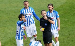 Super League 1: Εκτός ορισμών της 20ής αγωνιστικής οι Τσαγκαράκης και Παπαπέτρου