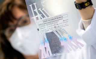 Ανησυχία για «σοβαρές» παρενέργειες από παρτίδα εμβολίων της Moderna στην Καλιφόρνια