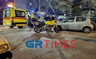 Θρίλερ στη Θεσσαλονίκη: Μαχαίρωσαν ζευγάρι στο κέντρο της πόλης