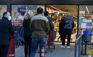 Ωράριο σούπερ μάρκετ: Τι ώρα θα κλείνουν με τα νέα μέτρα