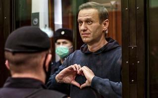 Το πρώτο μήνυμα του Ναβάλνι από τη φυλακή: Αισθάνομαι ελεύθερος άνθρωπος