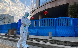 ΠΟΥ: Ολοκληρώθηκε η έρευνα για τον κορονοϊό στην Κίνα – Συνέντευξη Τύπου την Τρίτη