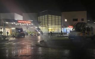 Συναγερμός στην Σκωτία: Η αστυνομία απέκλεισε νοσοκομείο λόγω τριών «σοβαρών συμβάντων»
