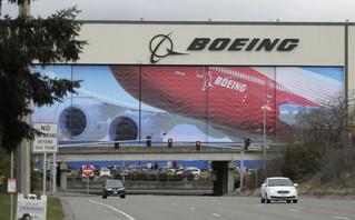 Η Boeing χαιρετίζει την ανακωχή Ουάσινγκτον και Βρυξελλών