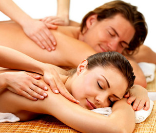 Δώρο Αγίου Βαλεντίνου Massage για 2