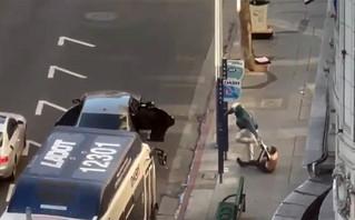 Άγρια ληστεία στη μέση του δρόμου: Οι δράστες τραυμάτισαν άντρα μπροστά στο 2χρονο παιδί του