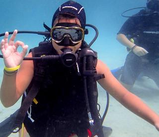 Δώρο Αγίου Βαλεντίνου Scuba Diving