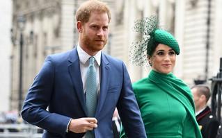 Γονείς για δεύτερη φορά θα γίνουν Μέγκαν Μαρκλ και πρίγκιπας Χάρι