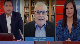 Γιώργος Παυλάκης:  Θα έχουμε 3.000 νεκρούς τον επόμενο μήνα, «Όχι» στο άνοιγμα της οικονομίας