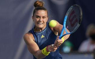 Αποκλεισμός για την Σάκκαρη στους «16» του Madrid Open