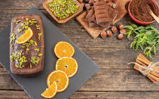 Σοκολατένιο κέικ χωρίς αβγά