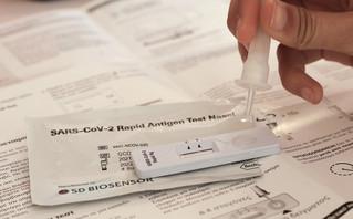 Πανελλήνιος Φαρμακευτικός Σύλλογος: Σταματάει η δωρεάν διάθεση self test από 19 Ιουνίου