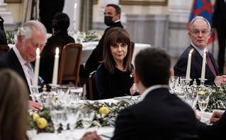 Λευτέρης Λαζάρου: Το Μπάκιγχαμ ζήτησε τις συνταγές από το μενού που δοκίμασε ο Κάρολος στο Προεδρικό Μέγαρο