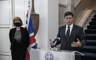 Βαρβιτσιώτης: Προσβλέπουμε στο να υποδεχθούμε τους Βρετανούς για τις διακοπές τους
