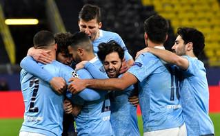 Στους «4» του Champions League με δεύτερη νίκη η Μάντσεστερ Σίτι