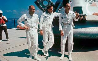 Μάικλ Κόλινς: Πέθανε ο «ξεχασμένος αστροναύτης» της αποστολής Apollo 11