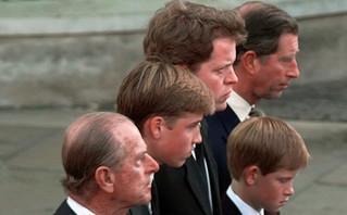 Βρετανία: Η κηδεία του πρίγκιπα Φίλιππου και οι οδυνηρές μνήμες από τον θάνατο της πριγκίπισσας Νταϊάνα (pics, video)