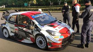 Αυτοκίνητο-WRC: Νικητής ο Οζιέ στο Ράλι Κροατίας
